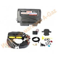 Электроника Stag-300 QMAX PLUS 6 цилиндров