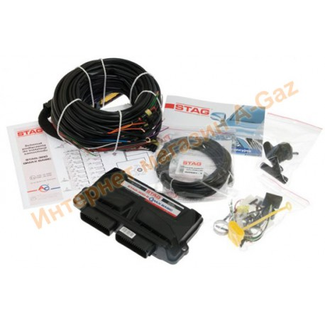 Электроника STAG-300-6 QMAX BASIC 6 цилиндров
