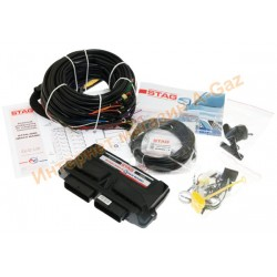 Электроника STAG-300-8 QMAX BASIC 8 цилиндров