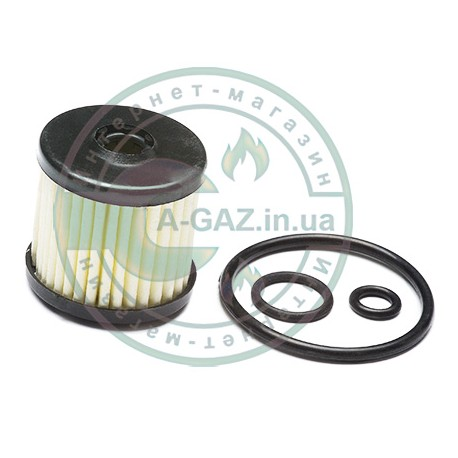 Фильтр в газовый клапан Tartarini с резинками