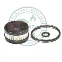 Фильтр в клапан газа Torelli средний с резинками