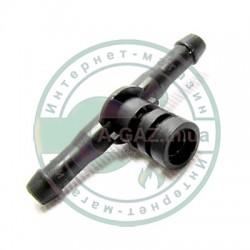 Тройник вакуумный для датчика PS-02 Plus (W2B-0210C6)