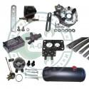 Полный Комплект ГБО 2 Поколения Tomasetto для Карбюраторных Автомобилей Купить