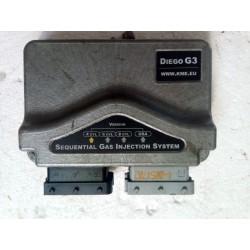 Блок управления KME Diego G3 4 цилиндра
