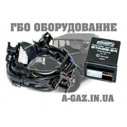 Эмулятор инжектора Stag 2E-4/Е разъем Europa/Bosch, (4 цилиндра)