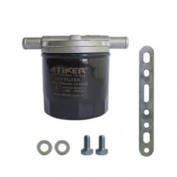 Фильтр газовый Atiker с отстойником АSF12 (D12 mm * 12 mm)