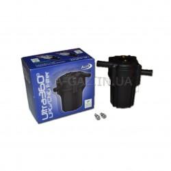Фильтр тонкой очистки с отстойником Alex Ultra 360 1 вход - 1 выход  D 11мм