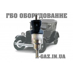 Газовые форсунки Hana Single Black 20-30 hp H2001
