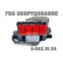 Газовые форсунки Valtek Type 32 (REG OMVL) 4 цилиндра 3 Ом (K904511)