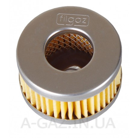 Фильтр грубой очистки газа в редуктор Tomasetto (с сеточкой) FLPG09