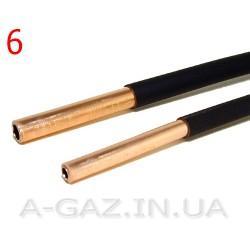 Медная труба Silmet 6 mm для гбо