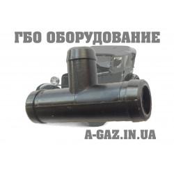 Тройник тосольный 16х16х16 (пластик)