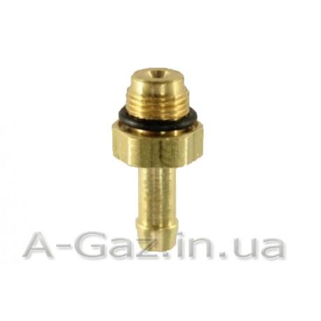 Штуцер выхода газа Valtek D1,5 мм