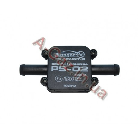 Датчик давления и вакуума PS-02 (STAG-300) - Китай
