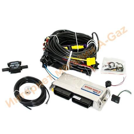 Инжекторная система STAG-300-8 ISA2 8 цилиндров (WEG-AMA010809999-300)