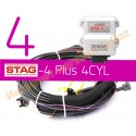 Инжекторная система STAG-4 Plus 4 цилиндра (WEG-AMA000409999-300)
