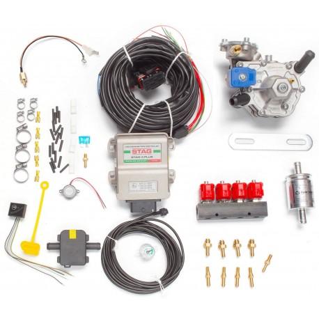 Миникомплекты для установки ГБО (подкапотные части)